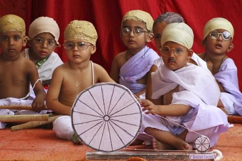 Ghandi Celebrations